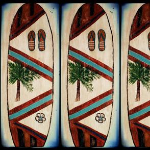 Surfboard Print