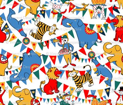 Mid Century Circus