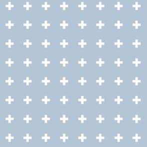 Swiss Crosses - Cascade
