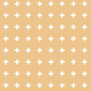 Swiss Crosses - Clay