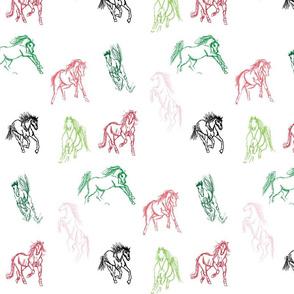 Equine Gestures Watermelon