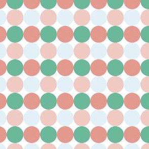 Spring Color Dots