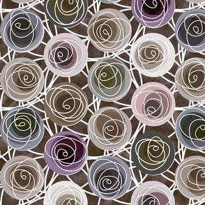 renne's roses in vintage