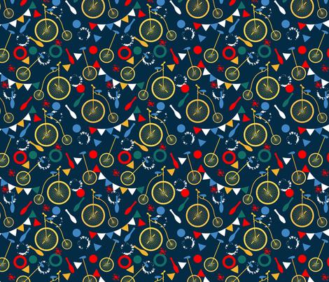 CIRCUS fabric by teart on Spoonflower - custom fabric