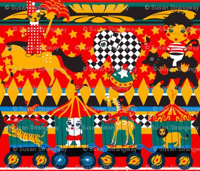 Circus Parade