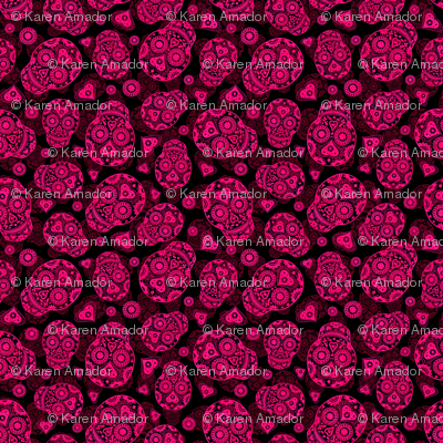 Sugar_skull_pattern_-_pink_large_preview