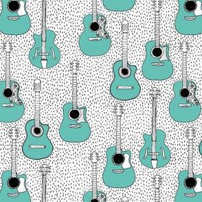 Music lovers guitar hero musical instruments blue