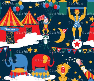 Night Circus Extra Large