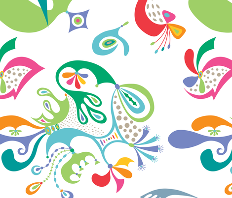 justice white fabric by andibird on Spoonflower - custom fabric