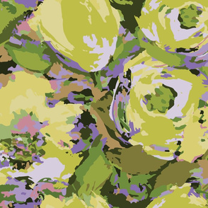 High desert florals