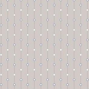 Delft Dots Grey