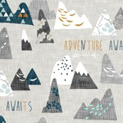 Rr2017_-_adventure_awaits_-_grey_with_teal_mountains_shop_thumb
