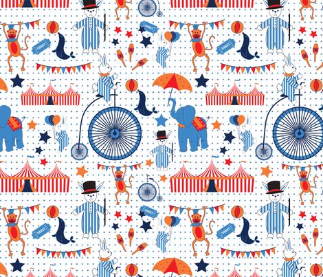 big_top fabric by cathy_ann on Spoonflower - custom fabric
