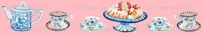 Jane Austen's tea and cake