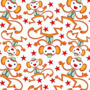 Circus Monkey 1