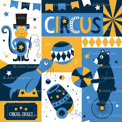 Retro-circus