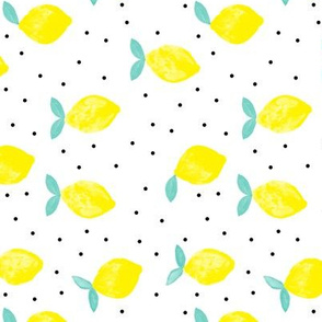 so fresh lemons (white) - 90
