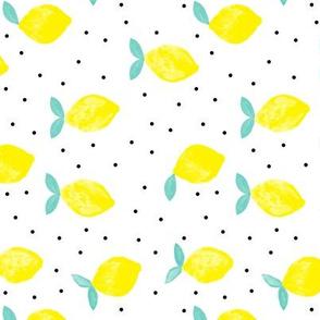 so fresh lemons (white) - 90
