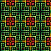Pixels Swirls