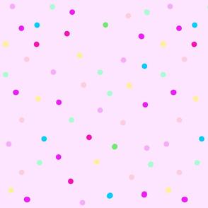 Whimsical confetti