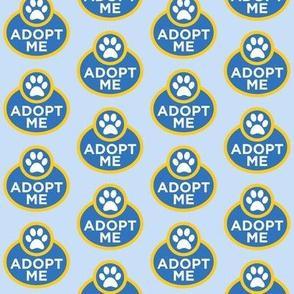 Baby Blue Adopt Me