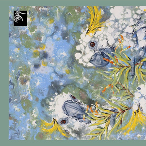 teatowels_tawny_and_sulphur_cockatoos