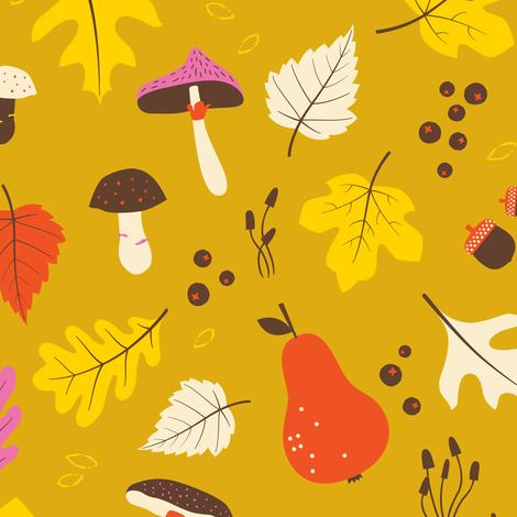 Harvest fabric by zesti on Spoonflower - custom fabric