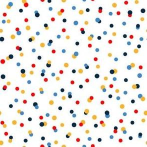 Circus Mouse - Confetti