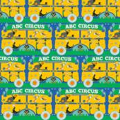 ABC Circus Train