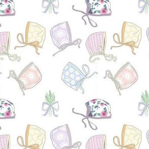 Bonnets - small