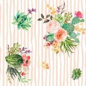 Rshe_is_fierce_peach_stripes_floral_90_degrees_shop_thumb