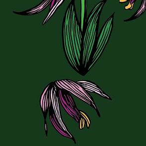 ORCHID_HEAVY_LINES_PATTERN_GREEN_BKGD