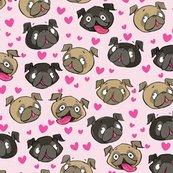 Fawn_black_pugs_pattern_repeattile-pink_shop_thumb