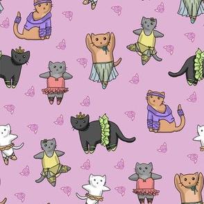 Ballet Cats