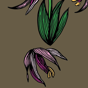 ORCHID_HEAVY_LINES_PATTERN_GRANITE_BKGD