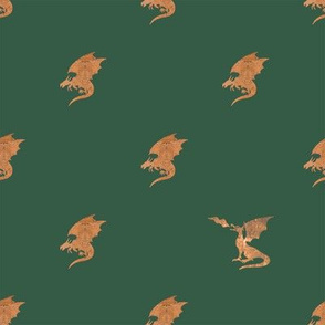 Daenerys's Dragons - Rhaegal