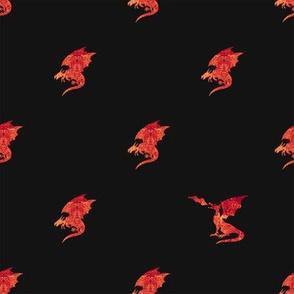 Daenerys's Dragons - Drogon