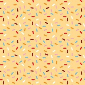 Sprinkles Yellow