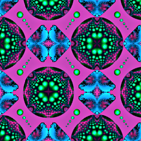 Fractal 167 fabric by anneostroff on Spoonflower - custom fabric