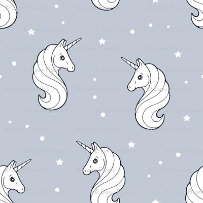 Unicorn pony