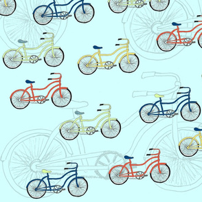 Bicycles! Bicycles!