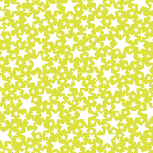 Star Shower* (White on Lime) || stars outer space galaxy universe pop art patriotic independence day July 4th geometric kids children baby nursery glitter sparkle