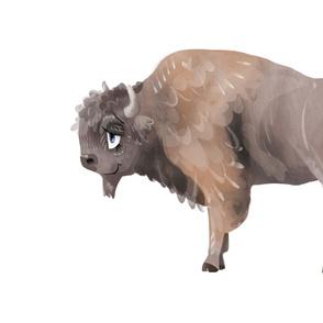Buffalo Sample - Single Large Image