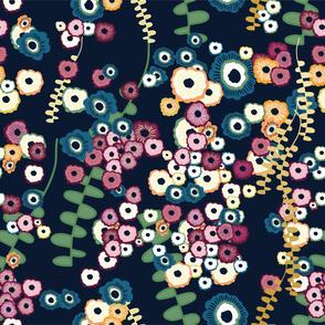 Klimt's Fleures Nouvelles