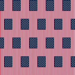 Conversational / American Flag : TM17011