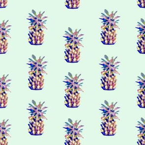 Pineapple Party in Mint