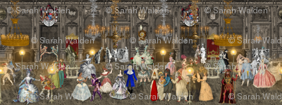 Bal Masque by Sarah Mason Walden