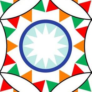 06575056 : circus paper hoop burst