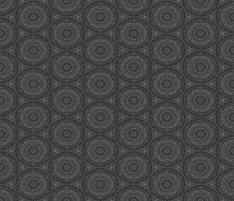 Circular Threads fabric by dechen on Spoonflower - custom fabric
