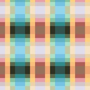 tropical retro pixels